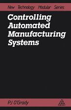 Controlling Automated Manufacturing Systems-ExLibrary