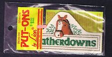 PATCH Badge  HEATHERDOWNS  Horse Ranch  Horseranch Arena Stables  3-13/16""