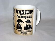 Sid James The Rumpo Kid WANTED Carry on MUG