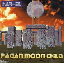 Har-El - Pagan Moon Child - CD Album - NEUWERTIG - GOA TRANCE