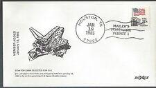 1/18/85 Senator Garn Selected for Shuttle Mission 51=E