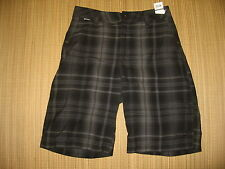 #7016 SUMMERTIME! RUSTY CASUAL SHORTS MEN'S BOYS 28 pre-owned