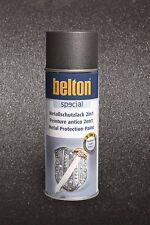 Belton Metallschutzlack 2in1 Eisenglimmer Anthrazit 0,4l Sprühlack Lackspray