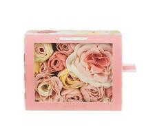 Heathcote & Ivory BATHING FLOWERS BLUSH ROSE Soap Rose Petals SCENTED New In Box