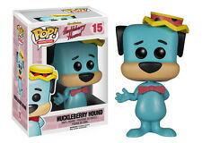 FUNKO BOBBLE HEAD POP CULTURE HANNA BARBERA HUCKLEBERRY HOUND FIGURE NEW!