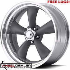 "17x8""-17x9.5"" AMERICAN RACING VN215 TORQUE THRUST II WHEELS 1968-1972 CHEVELLE"