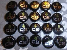 50 CUSTOM BREWCRAFTERS Brewing Brewery BEER BOTTLE CAPS CROWNS Arts Crafts CB NY