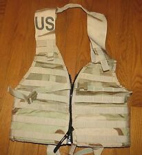 "US ARMY Ammo Vest Molle II Up To 38"" Waist 100 + Attachment points NEW!"