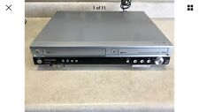 Panasonic DMR-ES35V Combo VCR DVD Player Recorder Burner Transfer Fully Tested