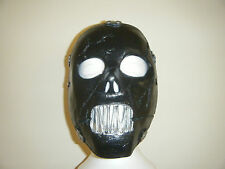 SLIPKNOT PAUL GRAY GREY FIBERGLASS HALLOWEEN FANCY DRESS UP MASK ADULT COSPLAY