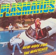 CD-Plasmatics-New Hope for the Wretched [Expanded]  Apr-2002, Cherry Red)