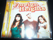 Foreign Heights - Maya Jupiter Nick Toth & MC Trey Aussie Hip Hop CD - Like New