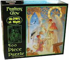 Fantasy Glow 500 pc Jigsaw Puzzle ❤ The Journey Begins ❤ Glows at Night NEW