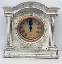 "645 - 426 HOWARD MILLER TABLE CLOCK  ""LIVORNO """