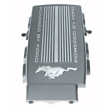 Mustang Intake Manifold Cover Powered By Ford Running Pony GT 2005-10