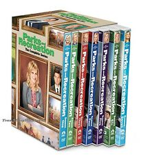 Brand New Parks and Recreation Complete Series Season 1-7 DVD 1 2 3 4 5 6 7