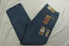 NWT New Levi's Signature Regular Fit Faded Denim Jeans Tag 38x34 Measure 38x35