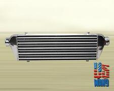 "Universal 27""X7""X2.5 Tube AND Fin Front Mount Turbo Intercooler FMIC Aluminum"