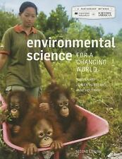 Scientific American Environmental Science for a Changing World 2e & LaunchPad fo