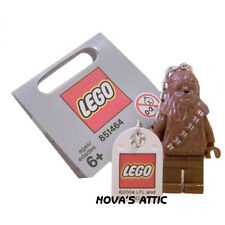 STAR WARS LEGO CHEWBACCA CHEWY  KEYRING ORIGINAL WITH TAGS