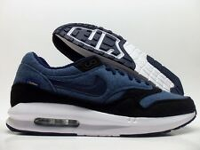 NIKE AIR MAX 1 ID PREMIUM PENDLETON BLUE/BLACK-WHITE SIZE MEN'S 12 [744453-992]