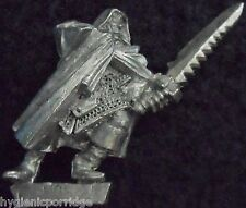 1995 Dark Elf Assassin 1 Citadel Marauder Elven WARRIOR drow WARHAMMER ESERCITO AD&D