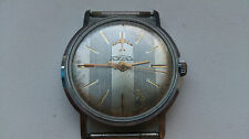 Vintage Rare USSR Watch Raketa AIRPLANE AVIATION 21j 2609A