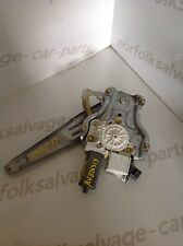 Toyota avensis estate electric window motor & regulator passenger side rear03-06