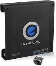 Planet Audio AC1500.1M 1500W Monoblock Anarchy MOSFET Power Car Amplifier