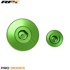 RFX PRO Engine Timing Plug Set Kawasaki KXF250 11-15 KXF450 09-15 GREEN KX250F