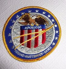 NASA PATCH, 1970'S, APOLLO 16,  PATCH