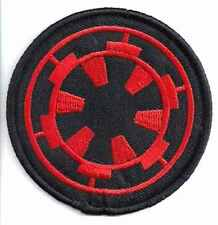 Star Wars - Imperial Forces Cog Red - Iron on Patch