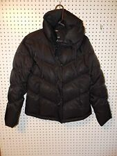 Womens a.n.a down winter jacket - black - medium