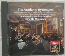 The Academy By Request Academy St Martin In The Fields Marriner CD EMI 1984