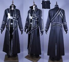 Sword Art Online Kirito cosplay costume Any Size