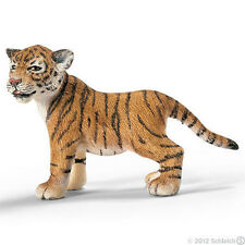 *NEW* SCHLEICH 14371 Asia Asian Tiger Cub Standing Wild Life - RETIRED