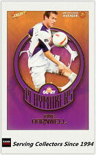 2008-09 Select A League Soccer Playmaker Card PM9. J. Harnwell (Perth Glory)