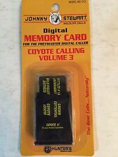 Johnny Stewart Model #MC-CY3 Calling Memory Card, Volume 3