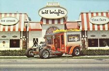Vintage Barris Daisy Bell Ice Cream Truck Photo POSTCARD Show hot rod gasser