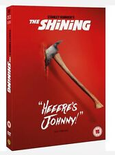 The Shining - DVD - Region 2 - Stanley Kubrick