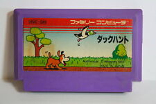 Duck Hunt Label Wear Writing FC Nintendo Famicom NES Japan Import US Seller