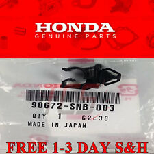 OEM Genuine Honda 06-09 Civic Si Dx Lx  Hood Prop Rod Holder Clip SNB Free Ship