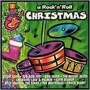 ROCK N ROLL CHRISTMAS / VARIOUS - CD - Sealed