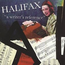 Writer's Reference Halifax MUSIC CD