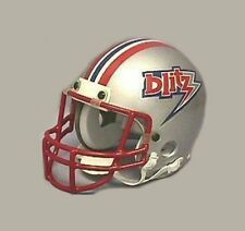 Chicago Blitz USFL United States Football League Team Authentic Mini Helmet