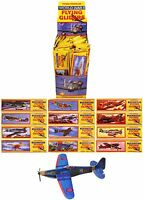 6 FLYING GLIDERS- party bag fillers- prizes- toys
