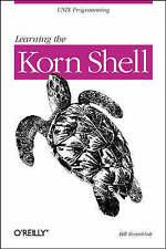 Acceptable, Learning the Korn Shell (Nutshell Handbook), Bill Rosenblatt, Book