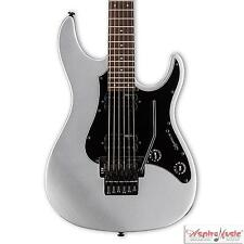 ESP LTD SN-200 Floyd Rose R  Metallic Silver  (LSN200FRRMS) Electric Guitar *BRA