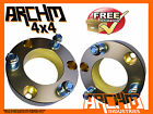 NISSAN NAVARA D40 4WD ARCHM4X4 COIL STRUT SPACERS 25mm-PAIR