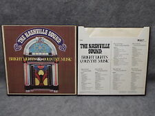 The Nashville Sound Bright Lights & Country Music 6 Record Box Set 33 LP 6P-6054